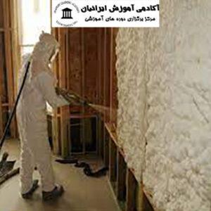 عایق کاری تاسیسات مکانیکی ساختمان