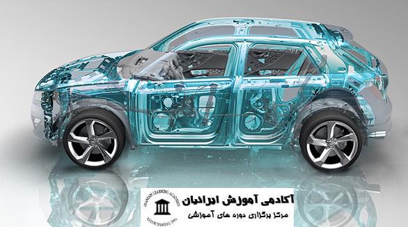 طراحی شاسی خودرو و مدیریت کیفیت آن