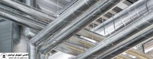 عایق تاسیسات مکانیکی ساختمان
