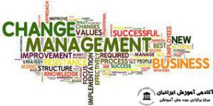 مدیریت تغییر در سازمان