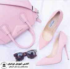 طراحی کیف و کفش